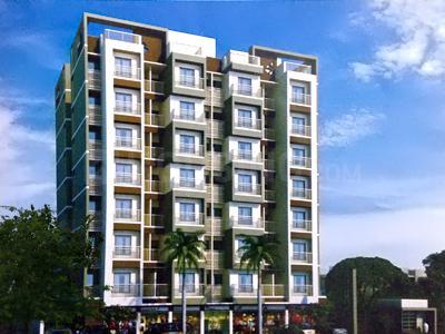 Gallery Cover Image of 774 Sq.ft 1 BHK Apartment for buy in Neelkanth Shree Hari Residency, Narolgam for 1750000