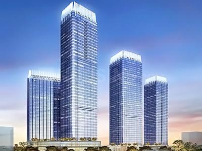 Gallery Cover Pic of Indiabulls Blu Tower A