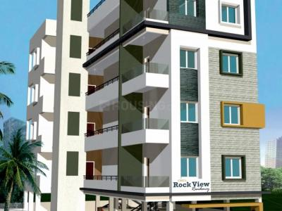 Gallery Cover Image of 800 Sq.ft 1 RK Apartment for rent in Rock View Residency, Banjara Hills for 7000
