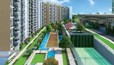 Gallery Cover Image of 1080 Sq.ft 3 BHK Apartment for buy in L And T Seawoods Residences Phase I, Seawoods for 31200000