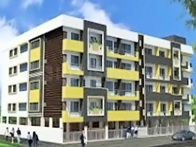 Gallery Cover Image of 1080 Sq.ft 2 BHK Apartment for buy in Aesthetic Arjun Grand, HSR Layout for 6500000