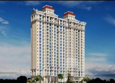 Gallery Cover Image of 1950 Sq.ft 3 BHK Apartment for rent in Hiranandani Maitri Park, Chembur for 81000