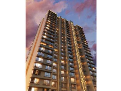 Gallery Cover Image of 647 Sq.ft 1 BHK Apartment for buy in Vaibhavlaxmi Victoria 54, Vikhroli East for 8700000