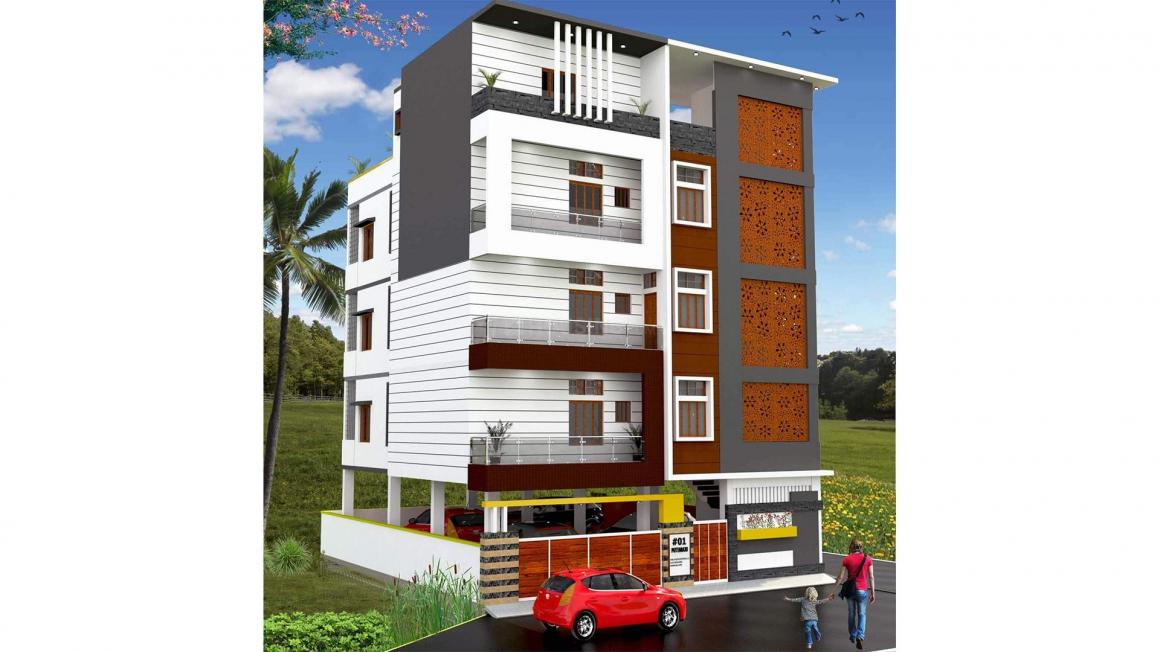 Gallery Cover Pic of Mithilesh Affordables And Luxury Homes