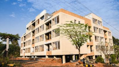 Gallery Cover Pic of Pushpam Sanskruti Building A