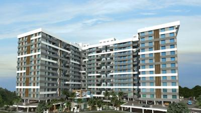 Gallery Cover Image of 595 Sq.ft 1 BHK Apartment for buy in Lake Shire, Jambhulwadi for 3700000