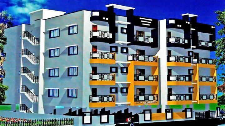gvn residency in gottigere bangalore1