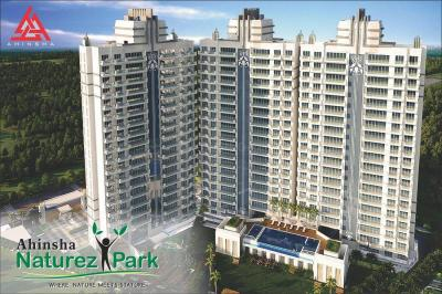 Gallery Cover Image of 2106 Sq.ft 4 BHK Apartment for buy in Ahinsha Naturez Park, Sector 41 for 14900000