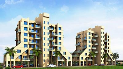 Gallery Cover Image of 1170 Sq.ft 2 BHK Independent Floor for buy in Royal Star Star Vie, Moshi for 5265000