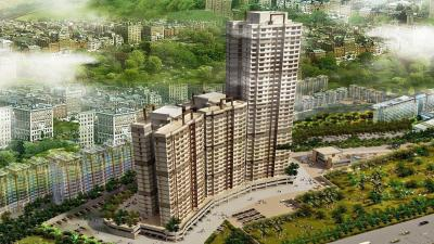 Gallery Cover Image of 2700 Sq.ft 4 BHK Apartment for buy in Dhaval Sunrise Charkop, Kandivali West for 29500000