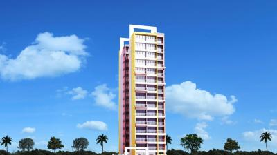 Gallery Cover Image of 1171 Sq.ft 2 BHK Apartment for buy in Aditya Amar Heights, Kharghar for 10500000