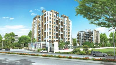Gallery Cover Pic of Prakruti Palladium Apartment