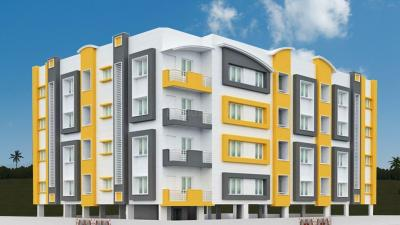 Gallery Cover Image of 485 Sq.ft 1 BHK Apartment for buy in Prabhavathi Paradise, Parappana Agrahara for 3000000