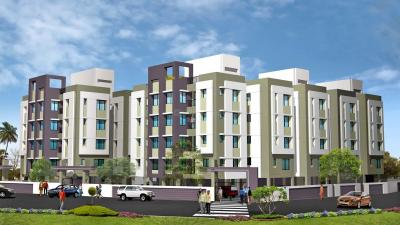 Gallery Cover Image of 800 Sq.ft 3 BHK Apartment for buy in Mayfair Greenwoods by Mayfair Group, Rajpur for 3550000