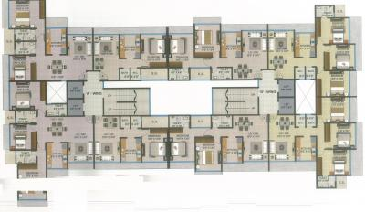 Gallery Cover Image of 1100 Sq.ft 2 BHK Apartment for buy in Anusmera Celeste, Chembur for 20500000