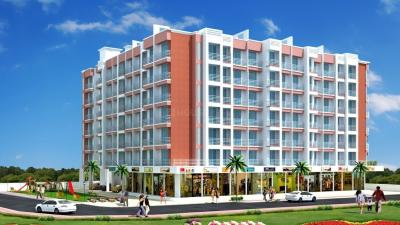 Gallery Cover Image of 615 Sq.ft 1 BHK Apartment for buy in Green Green Palms, Neral for 1800000
