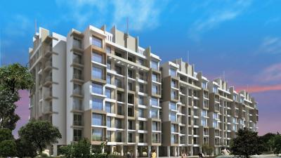 Gallery Cover Image of 655 Sq.ft 1 BHK Apartment for rent in Arihant Anmol, Badlapur East for 4700