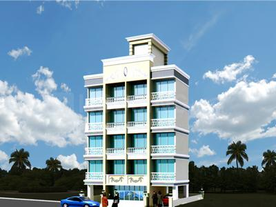 Gallery Cover Image of 415 Sq.ft 1 RK Apartment for buy in Hemrajani Om Venice, Kopar Khairane for 4300000