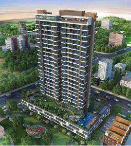 Gallery Cover Image of 1700 Sq.ft 3 BHK Apartment for buy in  Bhagwati Eminence, Nerul for 27500000