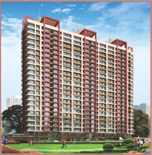 Gallery Cover Pic of Siddhivinayak Divyam Heights Wing B1 And B2