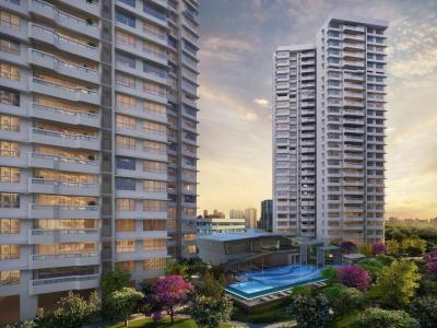 Gallery Cover Image of 1540 Sq.ft 3 BHK Apartment for rent in Emerald Isle Phase II, Powai for 67000