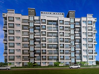 Gallery Cover Image of 650 Sq.ft 1 BHK Apartment for buy in Patel Patel RPL Mercury, Ambernath West for 2800000