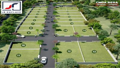 Residential Lands for Sale in JR Enclave