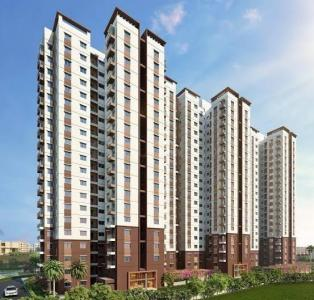 Gallery Cover Image of 817 Sq.ft 2 BHK Apartment for buy in Shriram Divine City, Mangadu for 4095000