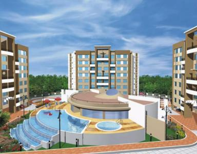 Gallery Cover Image of 1000 Sq.ft 2 BHK Apartment for buy in Chirag Grande View 7, Ambegaon Budruk for 5800000