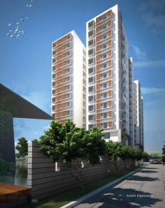 Gallery Cover Image of 1380 Sq.ft 3 BHK Apartment for rent in Prestige IVY Terraces, Kadubeesanahalli for 30000