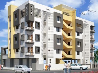 Gallery Cover Pic of Siddhivinayak Meenakshi Apartment