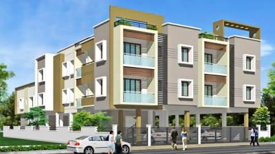 Gallery Cover Image of 350 Sq.ft 1 BHK Apartment for rent in Tirupatiyar Shahanmuga Nagar Porur Phase - 2, Madhanandapuram for 5500
