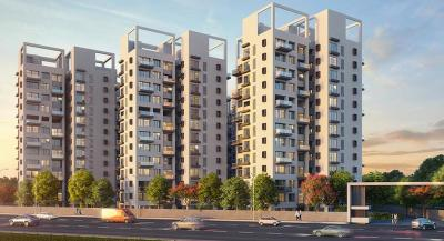 Gallery Cover Image of 1100 Sq.ft 2 BHK Independent Floor for rent in Rama Celestial City Phase II Building A E H, Ravet for 18000