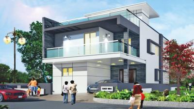 Gallery Cover Image of 2190 Sq.ft 3 BHK Villa for buy in SV Star Homes Ville Green, Bandlaguda Jagir for 16500000