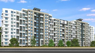 Gallery Cover Image of 803 Sq.ft 2 BHK Apartment for rent in Fifth Avenue, Hadapsar for 15500