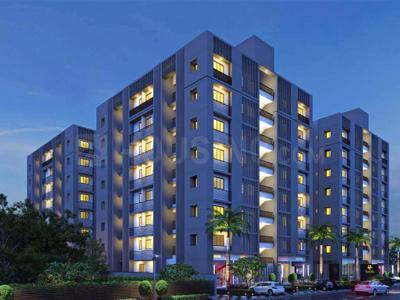 Gallery Cover Image of 640 Sq.ft 1 BHK Apartment for buy in Rajyash Reevera, Narayan Nagar for 3100000