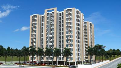 Gallery Cover Image of 949 Sq.ft 2 BHK Apartment for buy in Arsha sumangalam, Vrindavan Yojna for 4950000