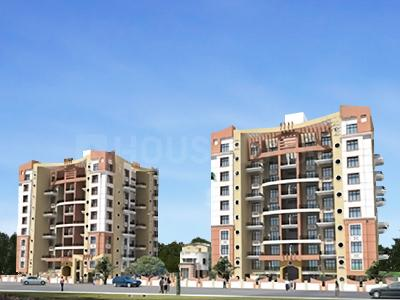 Gallery Cover Image of 1650 Sq.ft 3 BHK Apartment for rent in Chaitanya Platinum, Balewadi for 24000