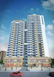 Gallery Cover Image of 439 Sq.ft 1 BHK Apartment for buy in Sarvesh One, Lower Parel for 17560000
