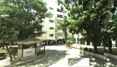 Gallery Cover Image of 1250 Sq.ft 2 BHK Apartment for buy in Bakeri Surel Apartment, Bodakdev for 5400000