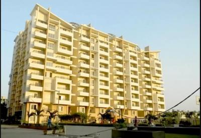 Gallery Cover Image of 1206 Sq.ft 1 BHK Apartment for buy in Manjeera Diamond Towers, Nallagandla for 7300000