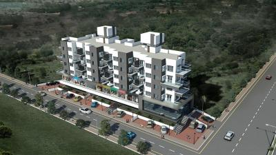 Gallery Cover Image of 900 Sq.ft 2 BHK Apartment for rent in Sunrise Fortune, Moshi for 11000