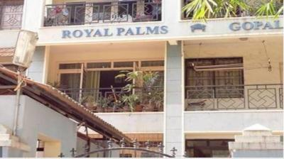Gallery Cover Image of 1400 Sq.ft 2 BHK Apartment for rent in Gopalan Royal Palms, Anjanapura Township for 25000