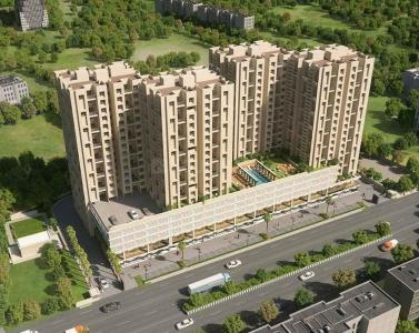 Gallery Cover Image of 1400 Sq.ft 3 BHK Apartment for buy in Amar Serenity, Pashan for 12500000