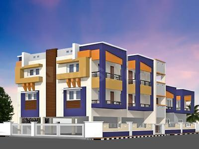 Gallery Cover Image of 700 Sq.ft 2 BHK Independent House for rent in G K Pent Home by G K Builders, Kengeri Satellite Town for 27000