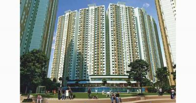 Gallery Cover Image of 750 Sq.ft 1 BHK Apartment for rent in Lodha Splendora, Thane West for 17000