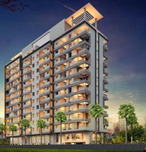 Gallery Cover Image of 607 Sq.ft 1 BHK Apartment for buy in Sneh Akshay Anantam, Wakad for 4100000