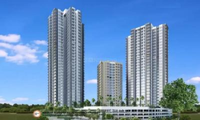 Wadhwa Wise City South Block Phase I Plot RZ8 Building 3 Wing C1