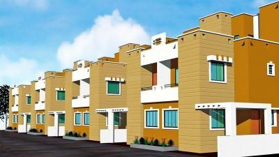 Gallery Cover Image of 2200 Sq.ft 3 BHK Villa for rent in Pratham Vatika, Bopal for 17000