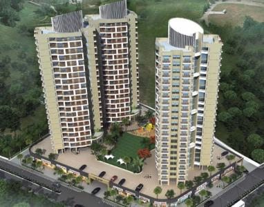 Gallery Cover Image of 675 Sq.ft 1 BHK Apartment for buy in Ajmera New Era Yogidham Phase IV Tower C, Kalyan West for 4500000